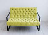 Лаунж диван в стиле LOFT (Sofa - 66), фото 6