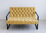 Лаунж диван в стиле LOFT (Sofa - 66), фото 7
