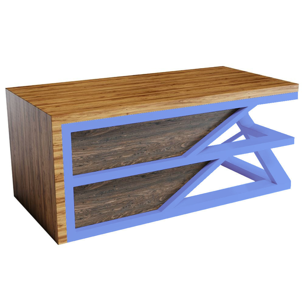 Барная стойка в стиле LOFT (Bar Table - 30)