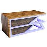 Барная стойка в стиле LOFT (Bar Table - 30), фото 2