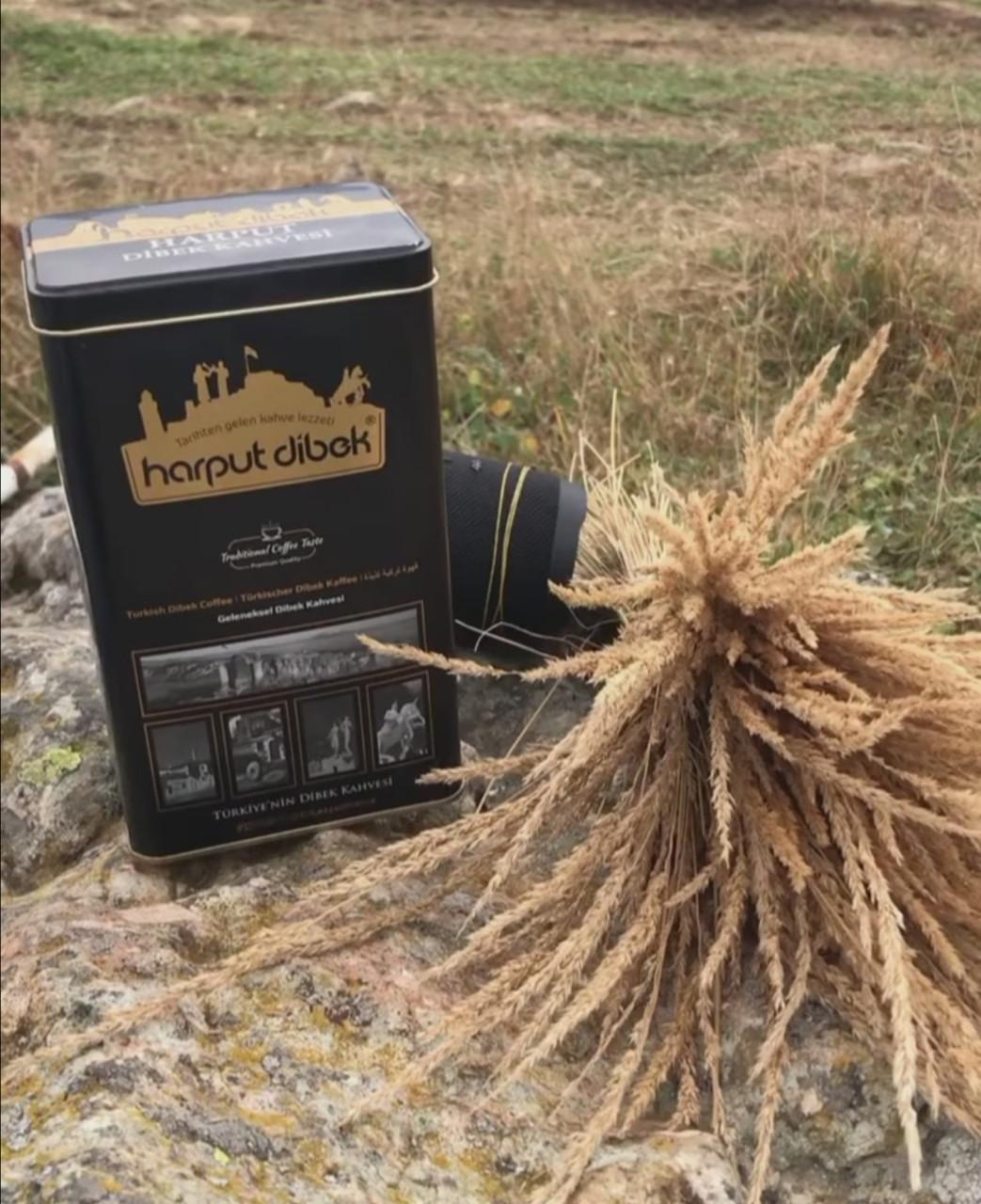 Османский кофе молотый Harput Dibek 500 г
