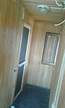 Дерев'яна лазня з профільованого бруса 3х4, фото 9