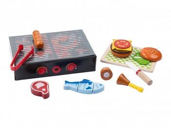 Дерев'яний іграшковий гриль PlayTive 13 ел Німеччина