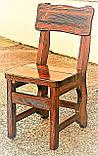 Комплект деревянной мебели 1100*800 для кафе, дачи от производителя, фото 10