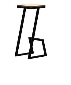 Барний стілець в стилі LOFT (Bar Stool - 26)