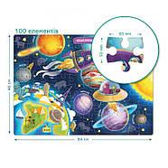 Пазл Космос (англ. мова) Dodo (цікава сонячна система) 300141, фото 4
