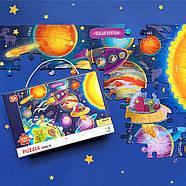 Пазл Космос (англ. мова) Dodo (цікава сонячна система) 300141, фото 5