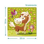 Пазл Коник Dodo (пазл 16 елементів) 300114, фото 4