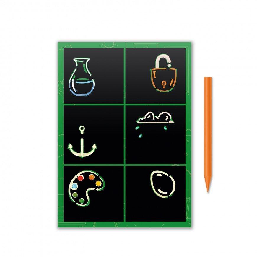 Кольорова гравюра міні Асоціації Dodo (перевір себе) 300335