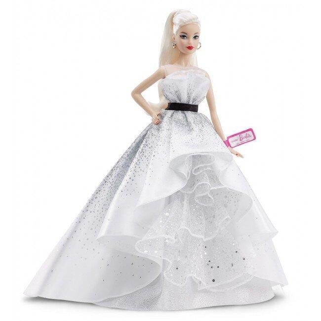 Коллеционная кукла Barbie 60-ый юбилей