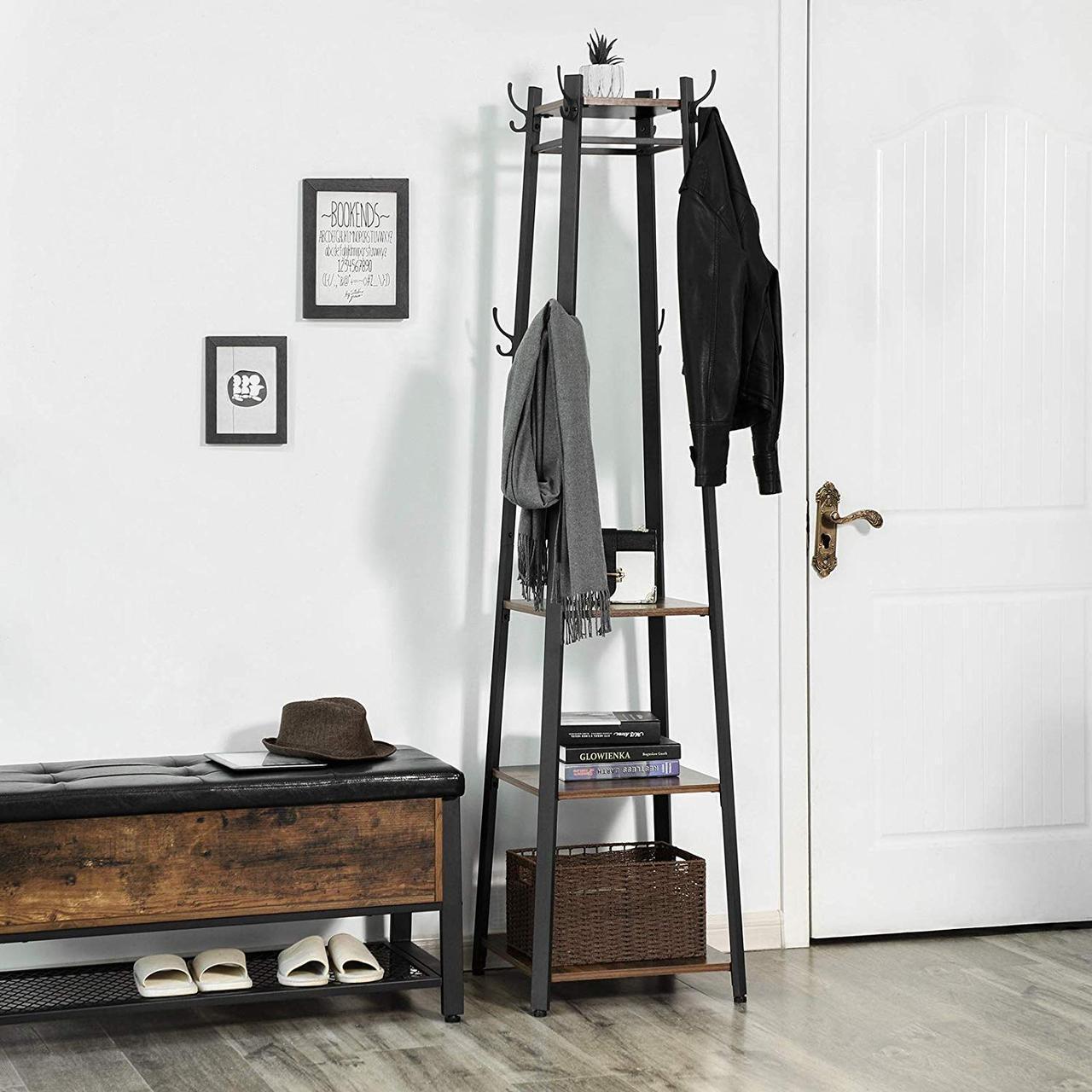 Вешалка для одежды в стиле LOFT (Hanger - 17)