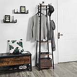Вешалка для одежды в стиле LOFT (Hanger - 17), фото 3