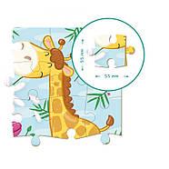 Пазл Жирафа Dodo (пазл 16 елементів) 300163, фото 5