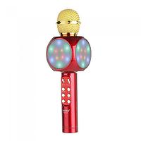 Караоке микрофон WS 1816 Красный