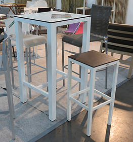 Барний стілець в стилі LOFT (Bar Stool - 13)