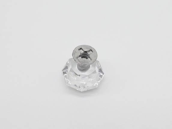 Ручка для декупажу,скло. 25х25мм, фото 2