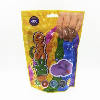 Кинетический песок Kidsand 400 грм Danko Toys (KS-03-03) фиолетовый