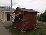 Торговый павильон, киоск 4,5х2,25, фото 10