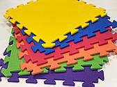 Детский коврик пазл НХ Спорт 10 мм 480х480 см