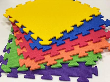 Детский коврик пазл НХ Спорт 10 мм 480х480 см, фото 2