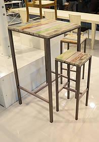Барный стол в стиле LOFT (Bar Table - 08)