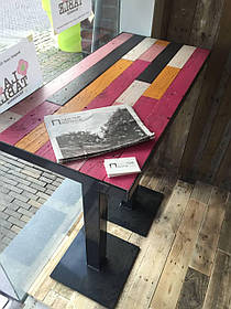 Барный стол в стиле LOFT (Bar Table - 04)