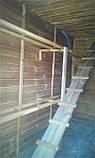 Деревянный курятник, фото 3