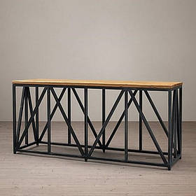Барная стойка в стиле LOFT (Bar Table - 11)