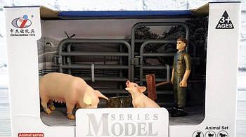 """Игровой набор """"Животные для фермы"""" Series Model Q9899-X11-2"""