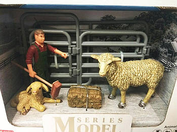 """Игровой набор """"Животные для фермы"""" Series Model Q9899-X11-1"""