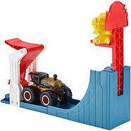 Набор Соревнования по прыжкам в высоту серии Monster Trucks Hot Wheels, фото 2