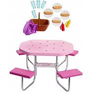 Набір меблів і аксесуарів для відпочинку на природі Barbie (в асс.), фото 6