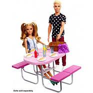 Набір меблів і аксесуарів для відпочинку на природі Barbie (в асс.), фото 7