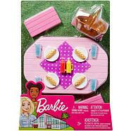 Набір меблів і аксесуарів для відпочинку на природі Barbie (в асс.), фото 10