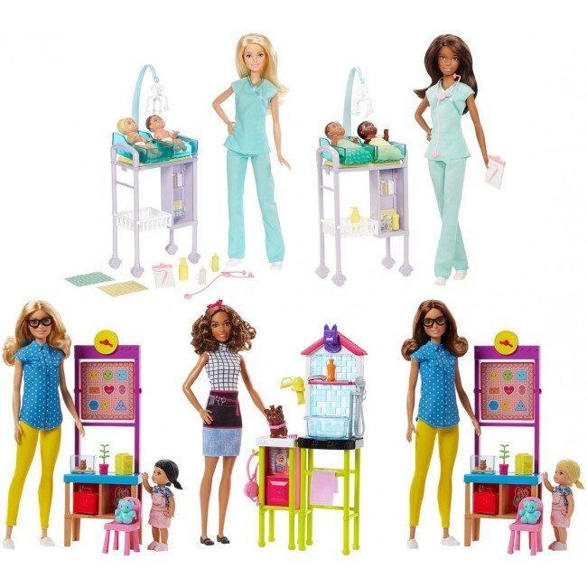 Набор Barbie Любимая профессия в асс.