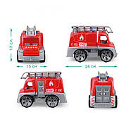 Набір Пожежна бригада Lena 4457, фото 2