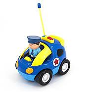 Детская радиоуправляемая полицейская машина 6601, фото 2