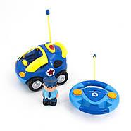 Детская радиоуправляемая полицейская машина 6601, фото 3