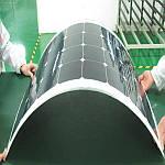 В Южной Корее разработали солнечные панели, которые складываются пополам без повреждений