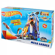 Мегагараж для машинок Hot Wheels, фото 9