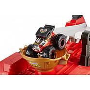 Вантажівка-трансформер Швидкісний спуск серії Monster Trucks Hot Wheels, фото 4