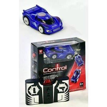 Машинка антигравитационная 866 синяя