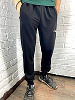 Штаны спортивные мужские черные АiFN 48-54 ОПТ