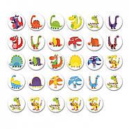 Гра настільна Динозаври Dodo (гра на кмітливість) 300207, фото 2