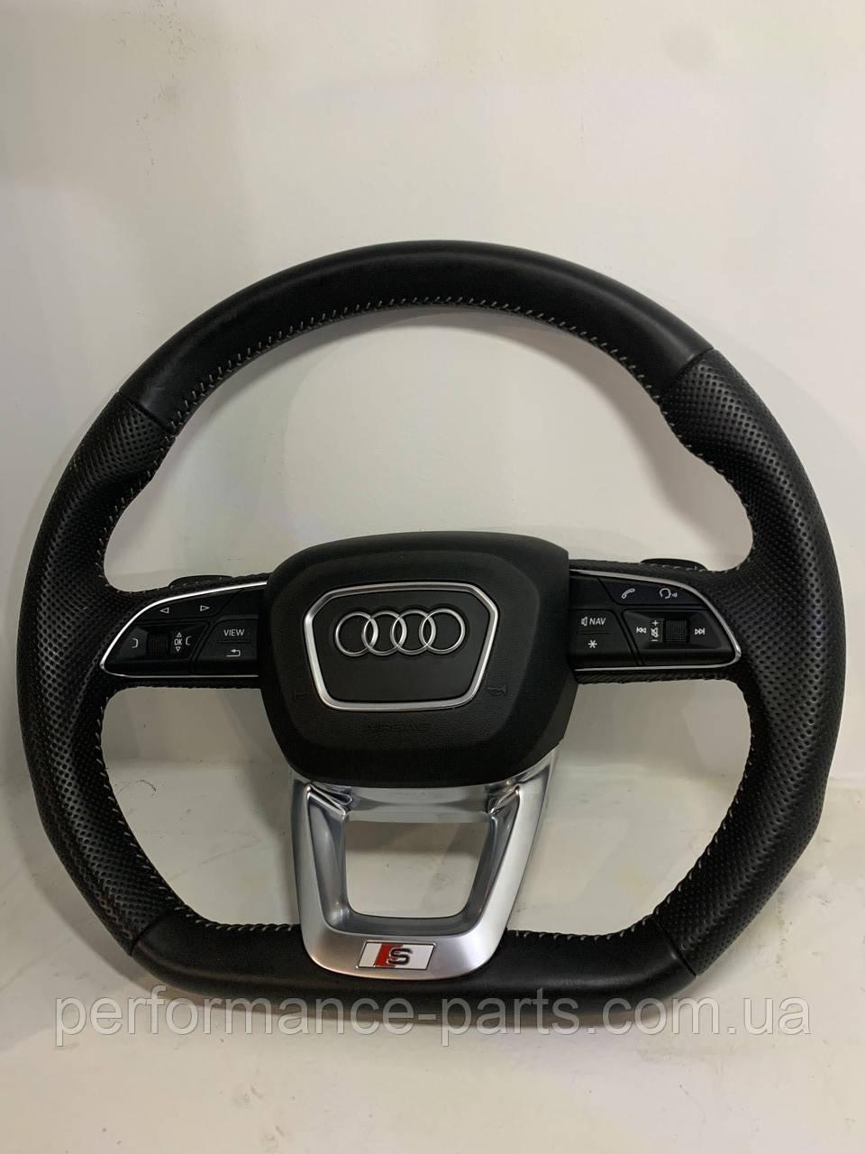 Мультируль Audi Ауді Q5, Q7 Q3,Кермо Audi Ку5 Ку7 Ку3 VW VAG