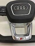 Мультируль Audi Ауді Q5, Q7 Q3,Кермо Audi Ку5 Ку7 Ку3 VW VAG, фото 3