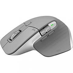 Беспроводная мышка LOGITECH MX Master 3, оснащенная колесиком для сверхбыстрой прокрутки (910-005695)