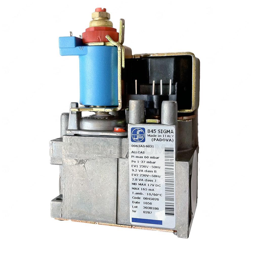 Газовый клапан котла Сhaffoteaux Pigma, Alixia, Talia, Niagara 65104254