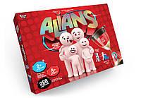 Alians Алиас настольная развлекательная игра alias слова для детей на русском