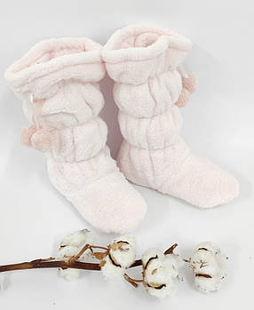 Тапочки женские Maison D*or размер 38-39 светло-розовые